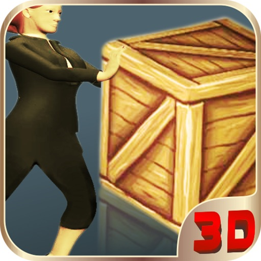 Sokoban Box Puzzle Game 2016 iOS App