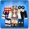 mineSkins for Minecraft pocket edition - MineSkin For MCPE