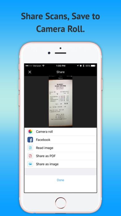 Mobile Scanner OCR - PDF gratuitCapture d'écran de 5