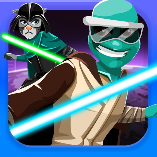 Star Force Mutant Rebels Dress Up 2 – The Battle Ninja Games for Free iOS App