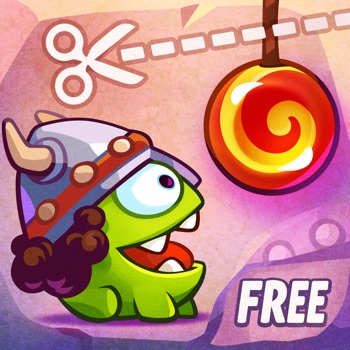 cut the rope iphone 4 free