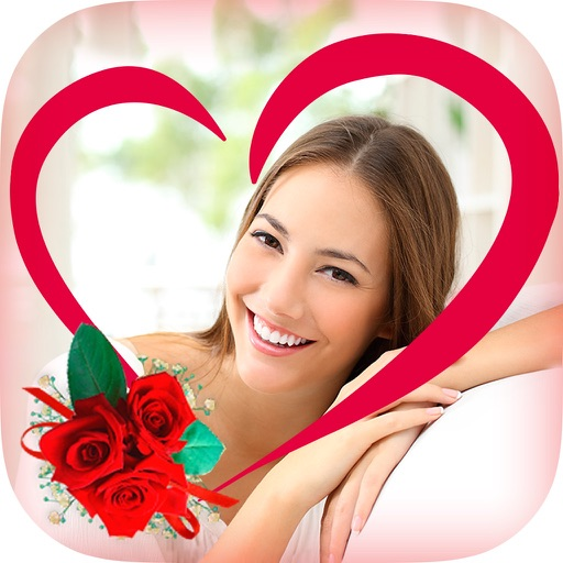 Love Photo Editor - Photo frames iOS App