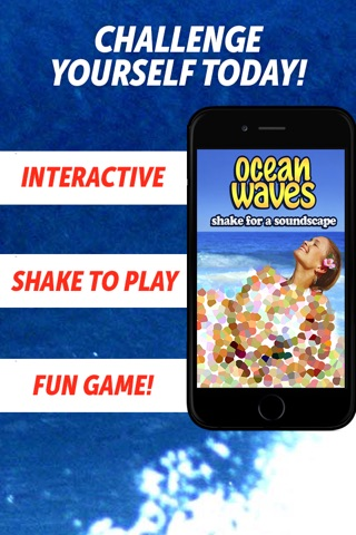 Ocean Wave Machine Sound Ambience screenshot 1