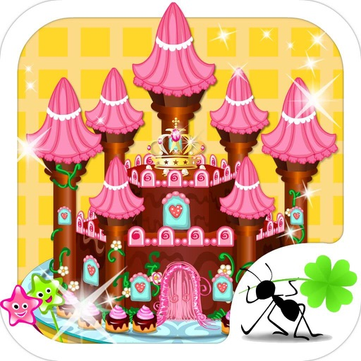 Princess Castle Cake iOS App