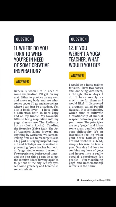 download Asana  International Yoga Journal apps 0