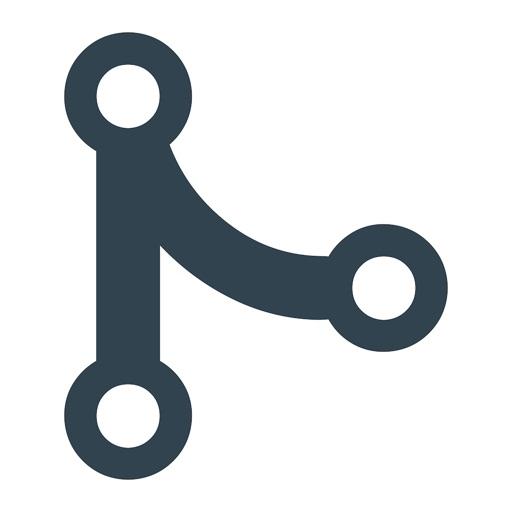 GitBucket - Open Source Client for GitHub Icon