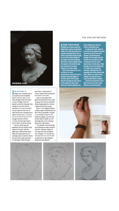 Artists Illustrators Magazine review screenshots