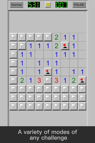 Classic Minesweeper: a puzzle funny game for free screenshot 3