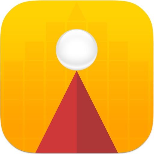 Balance Bounce! iOS App