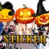 Halloween Sticker Beat -Camera Photo Sticker Plus HD sticker