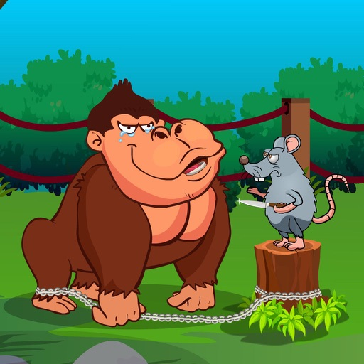 King Kong Rescue iOS App