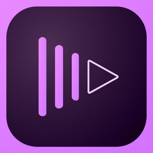Adobe Premiere Clip  - снимайте, обрабатывайте и публикуйте видео