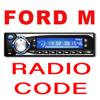 Ford M Radio Code