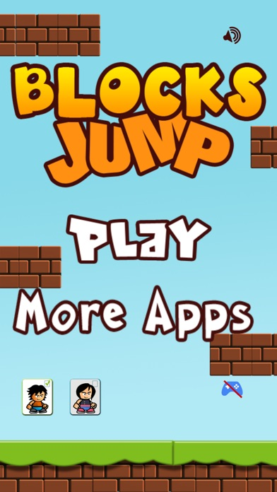 Blocks Jump Screenshot