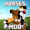HORSES MOD FOR MINECRAFT PC EDITION - POCKET INSTALLER GUIDE