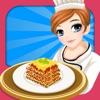 Tessa's cooking Lasagne –  學習如何烤你的黑森林Lasagne在這個烹飪遊戲的孩子