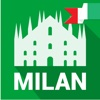 My Milan - Travel guide with audio-guide walks of Milan ( Italy ) milan players