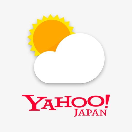 Yahoo!天気 - 雨雲の接近や台風の進路がわかる無料の気象予報アプリ