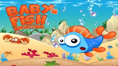 Screenshot von Baby Fish Adventure2