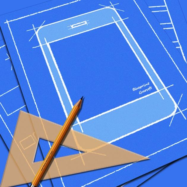 Blueprint Ios Mockup On The App Store