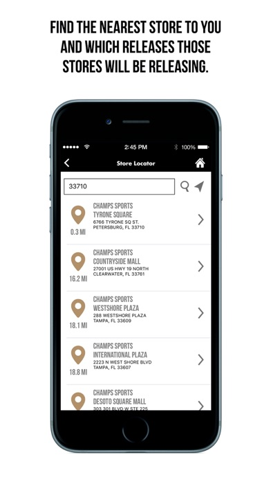 download Champs Sports apps 3