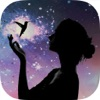 Silhouette Art — Diana Photo Infused Cameo