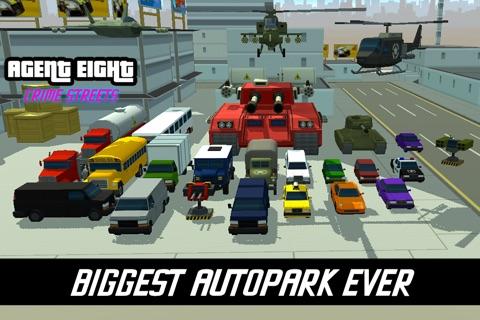 AGENT EIGHT: CRIME STREETS screenshot 2