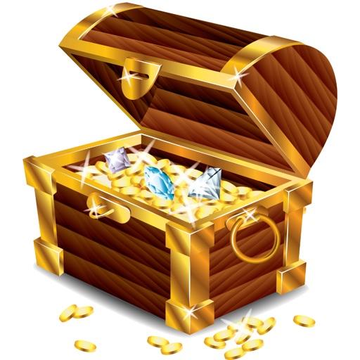Treasure Hunt brain game iOS App
