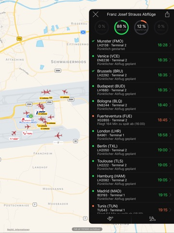 Plane Finder screenshot 4
