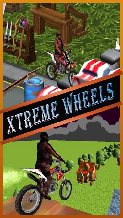Мотокросс испытания: Stunt Bike RacerСкриншоты 1