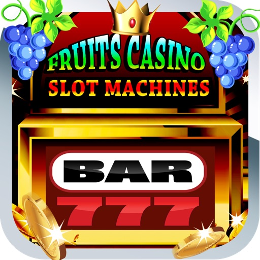 Juicy Fruits Casino Free - Lucky Slots Machines iOS App