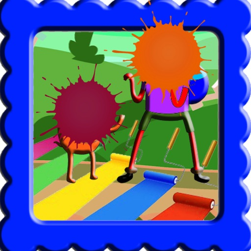 Draw Pages Game adventure Time Version iOS App