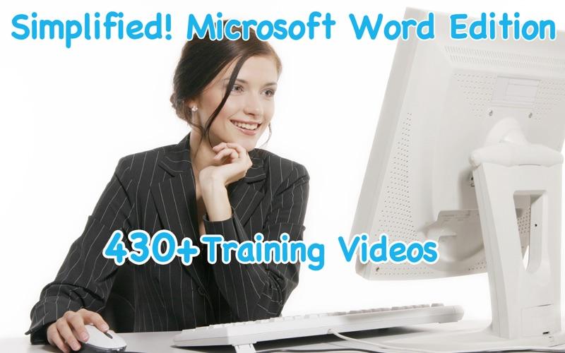 800x500bb 2017年12月6日Macアプリセール Wordエディターアプリ「Simplified! Microsoft Word」が値下げ!