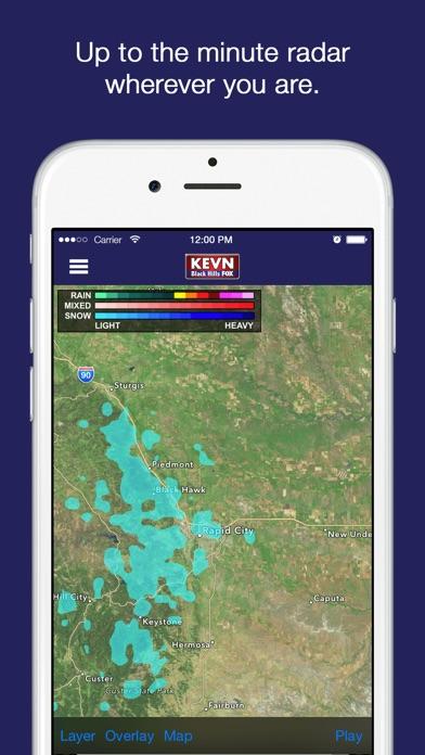 KEVN Black Hills FOX NewsScreenshot of 5