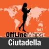 Ciutadella 離線地圖和旅行指南