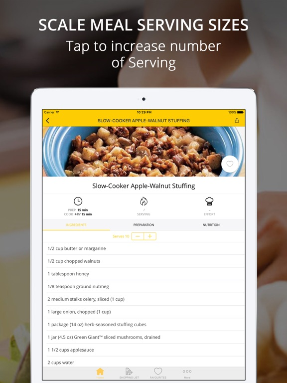 Healthy Slow Cooker Recipes | cook and learn guide Screenshots