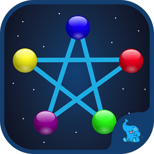 Match The Dots - Connect Dots iOS App