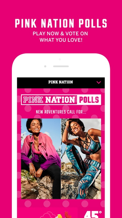 download PINK Nation apps 2