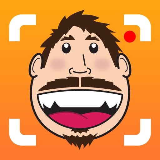 BendyBoothフェイス+ボイスチェンジャー - 大爆笑動画を作ろう