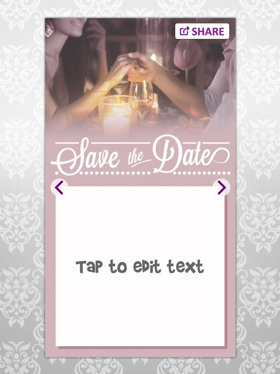Sparen Sie Das Datum Einladungen Karten Für Geburtstagsfeier