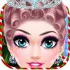 Christmas Queen Makeover - Frozen Queen Games