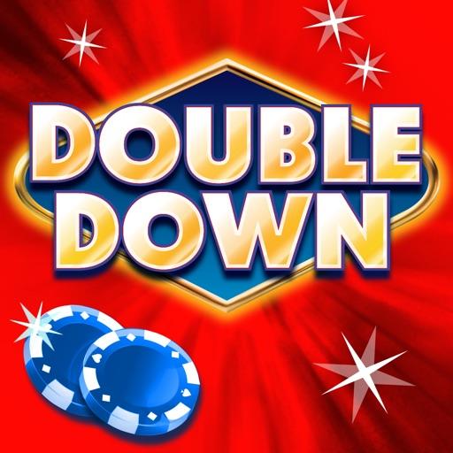 DoubleDown Casino & Pokies � Free Vegas Games! - Burst App Icon