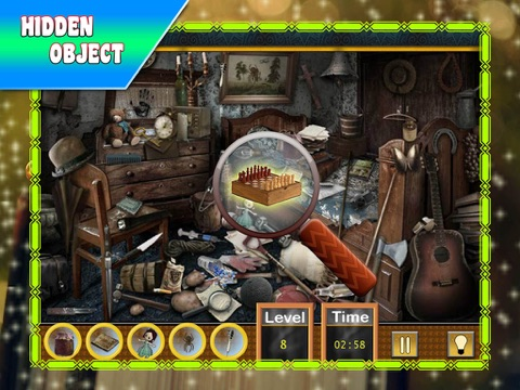 Hidden Objects Games Free Download For PC Laptop