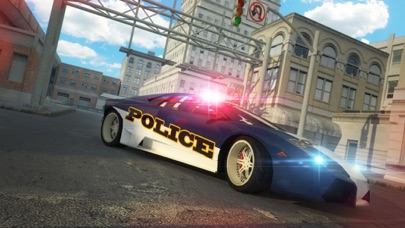 Screenshot of Police Car Parking Simulator Game5