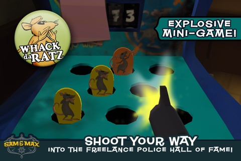 Sam & Max Beyond Time and Space Ep 5 screenshot 2