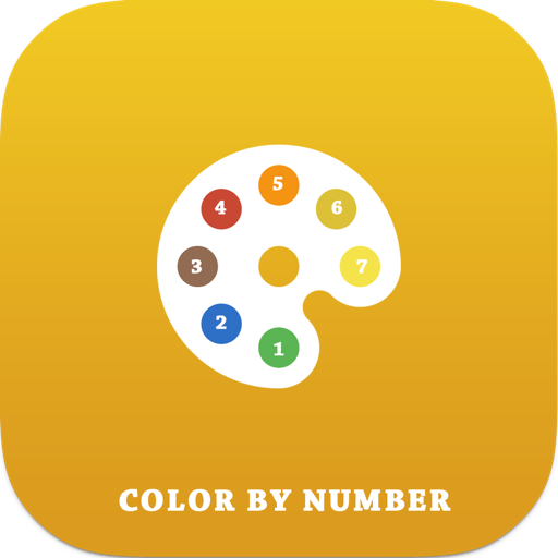 Color By Number For Adults for Mac