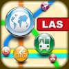 Las Vegas Maps - Download Transit Maps and Tourist Guides. Apps gratis for iPhone / iPad