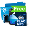 FLAC MP3 Converter - Free Change FLAC Files to MP3