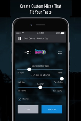 SiriusXM Radio screenshot 4