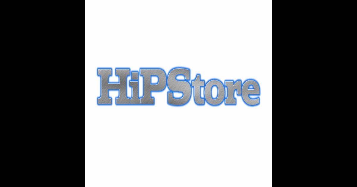 avis de la vidéo de l'application de IOS HipStore Plus